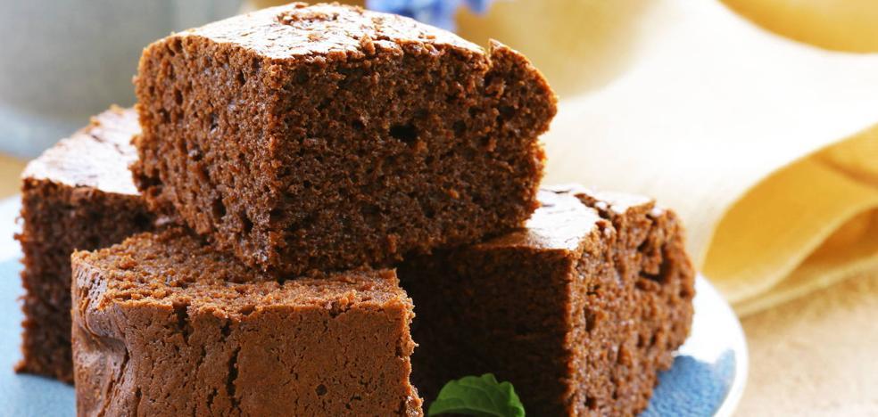Receta de brownie para hacer en casa
