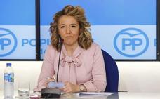 Teresa Mallada, sobre una coalición electoral con Foro: «Nos corresponde esperar a ver qué decide la dirección nacional»