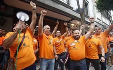 Vesuvius se niega a ofrecer alternativas y la plantilla continuará con las movilizaciones