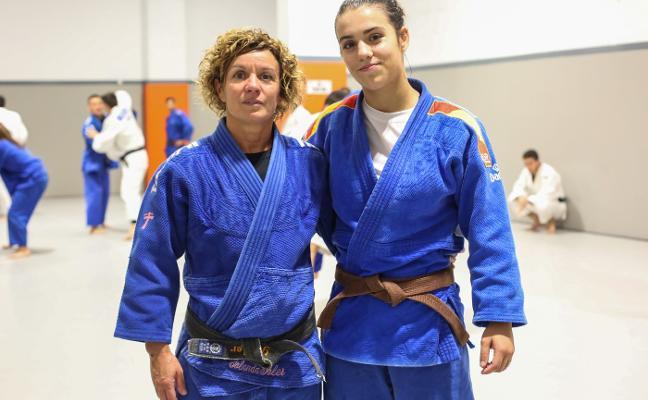 Ariane Toro apura su preparación para el Campeonato del Mundo