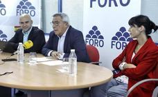 «Lo único que ha hecho Ana González en cien días es subirse el sueldo, subir los impuestos y hablar del gobierno de Foro mintiendo deliberadamente»
