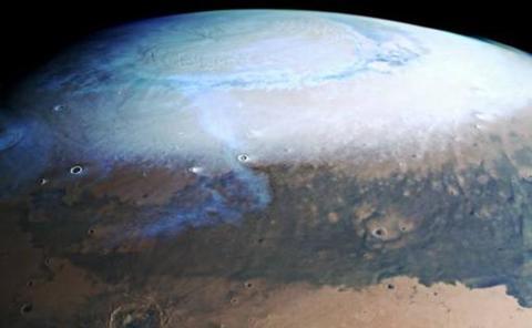 La superficie de Marte vista en alta resolución