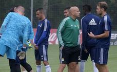 Entrenamiento del Real Oviedo (20-09-19)
