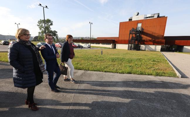 Ayuntamiento y Principado negocian un convenio para ampliar la Escuela de Arte