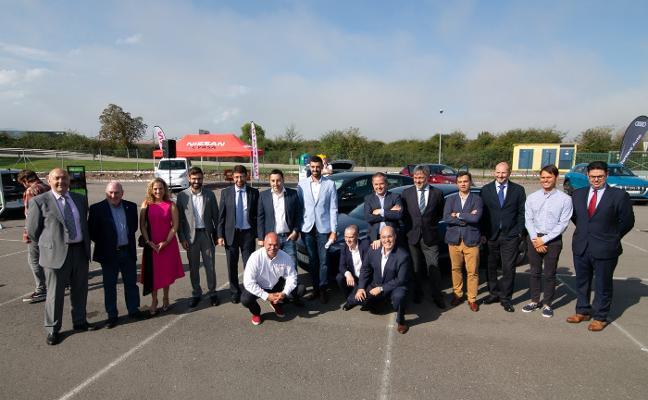 El Principado facilitará la instalación de puntos de carga para vehículos eléctricos