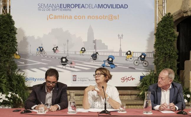 Gijón implantará zonas verdes de la ORA exclusivas para residentes