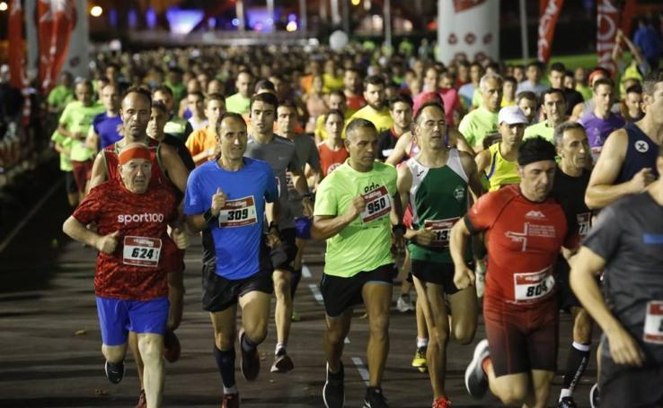 ¿Estuviste en la EdP Carrera Nocturna Gijón 10K? ¡Búscate!