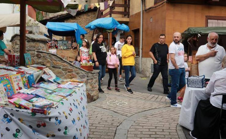 Tradición asturiana en Cenera