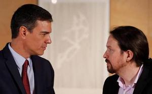 Adrián Barbón, a Pablo Iglesias: «Nadie puede asumir que un Gobierno de coalición se negocie a base de bofetadas»