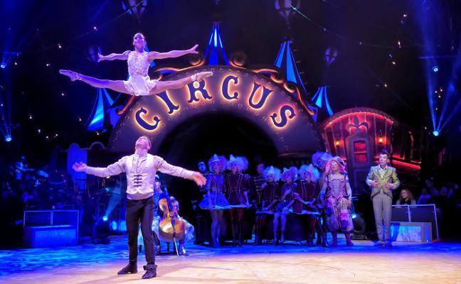 La esencia del circo podrá verse en Gijón