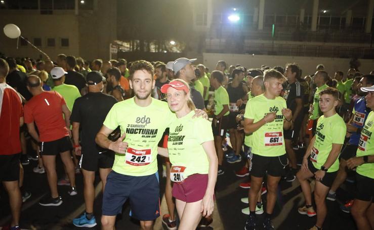 Fotos. ¿Estuviste en la EdP Carrera Nocturna Gijón 10K? ¡Búscate! (2)