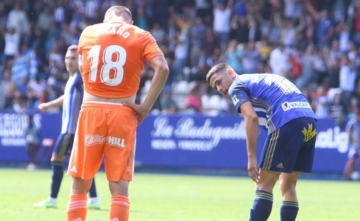 Duro golpe para el Real Oviedo en Ponferrada