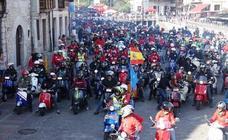 Las motos inundan el Oriente
