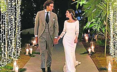 La gran boda de Feliciano y Sandra