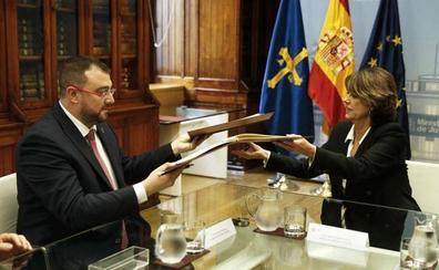 Asturias implantará la justicia sin papeles