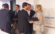 Mercedes Fernández: «Con pena y gran sacrificio personal, he decidido dar un paso atrás»