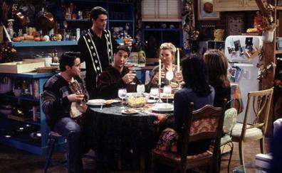 ¿Qué vino sería cada personaje de la serie 'Friends'?