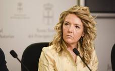 Teresa Mallada: «Es una decisión personal ante la que muestro absoluto respeto»