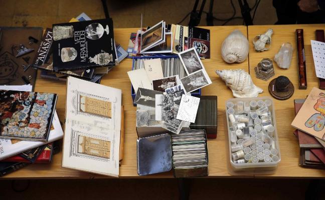 La retirada de un depósito obligará al Bellas Artes a reorganizar la sala de Aurelio Suárez
