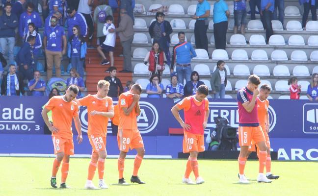 Real Oviedo | Con la permanencia en el horizonte