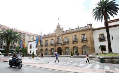Condenan a nueve personas por interrumpir un acto del Principado en Oviedo