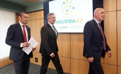 Trabanco, Comercial Agropres, Lácteas Monteverde y Pellets Asturias, ganadoras de los premios Industria 4.0