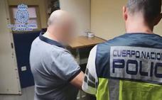 Detenido un sexagenario que robaba a ancianos al salir de bancos o farmacias