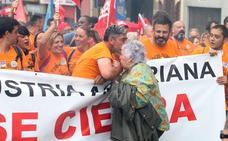 Industria negociará con Vesuvius en Londres alternativas al ERE