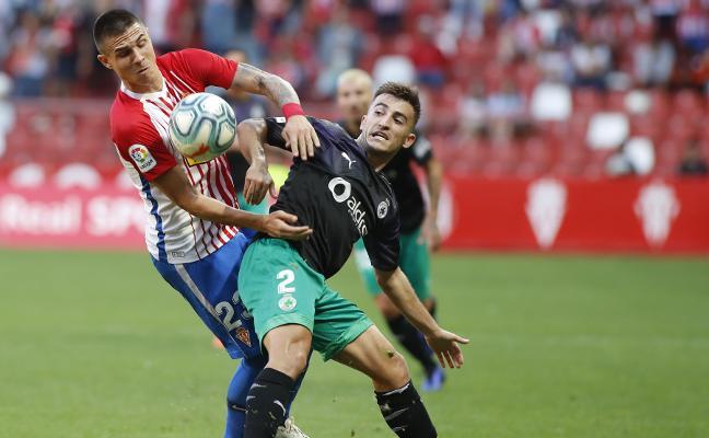 Sporting | Djurdjevic no tiene término medio