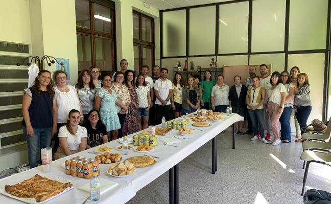 El colegio San Vicente homenajea a las últimas monjas de su comunidad