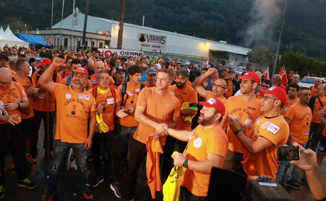 «Queremos que Asturias se ponga en pie»