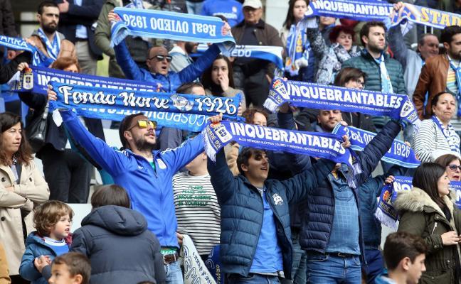 El Real Oviedo acepta pagar 240.000 euros por el uso de las marcas durante seis años