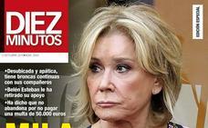 Mila Ximénez no abandona 'GH VIP' por no pagar una multa de 50.000 euros