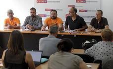 Los trabajadores de Vesuvius se manifestarán el próximo miércoles en Langreo