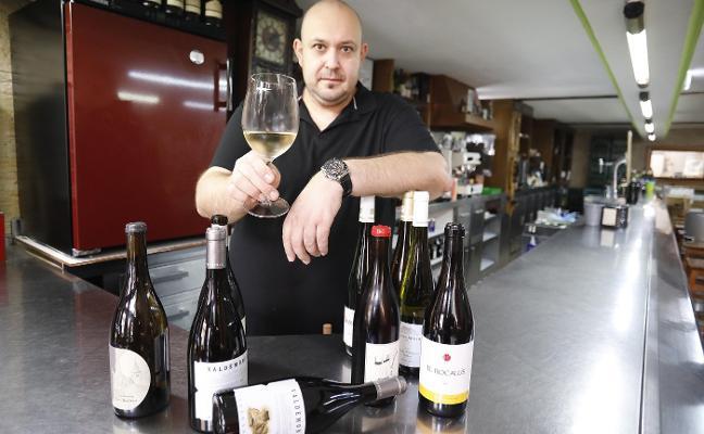 Felipe Ferreiro: «Hay que potenciar el consumo de los vinos de Asturias con nuestros platos»