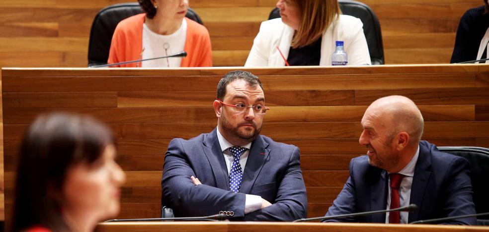 Adrián Barbón convocará a los partidos a la mesa sobre la financiación autonómica «de manera inmediata»