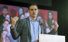 Elecciones 10-N: Pedro Sánchez lanza la precampaña en Asturias con un mitin en Oviedo el 4 de octubre
