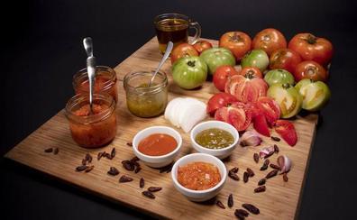 Aquí hay tomate