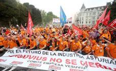 El comité europeo de Vesuvius pedirá la mediación de la jurisdicción británica