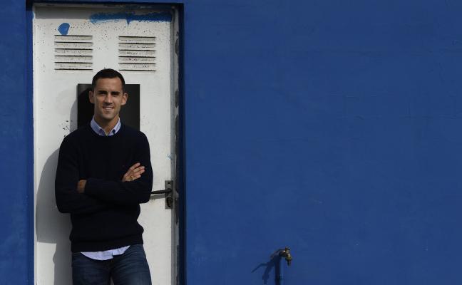 Real Oviedo | «Me llevé todo el cariño de la afición»
