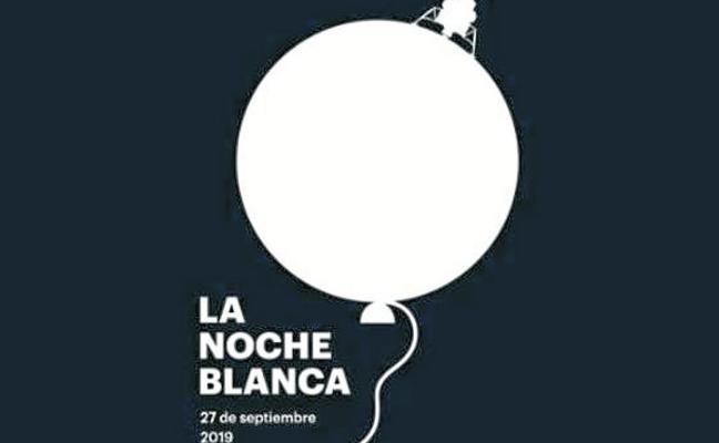 La Noche Blanca convierte Gijón en una gran sala de arte
