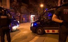 Hallan muerto al autor del homicidio de una chica en un pub de Barcelona