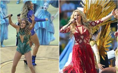 Shakira y Jennifer Lopez actuarán en el descanso de la Super Bowl