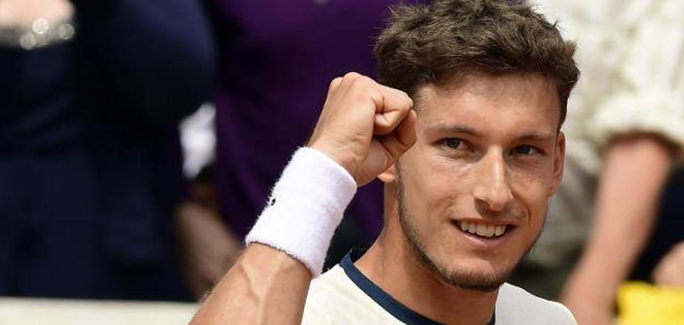 Pablo Carreño gana a Garín y se planta en semifinales en Chengdu