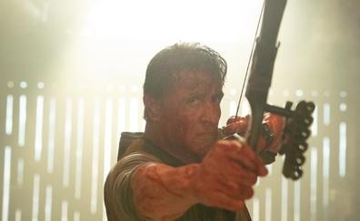 El Unamuno de Karra Elejalde confronta al Rambo de Stallone en la cartelera