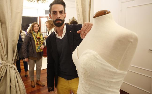 La esencia asturiana en un vestido de alfombra roja