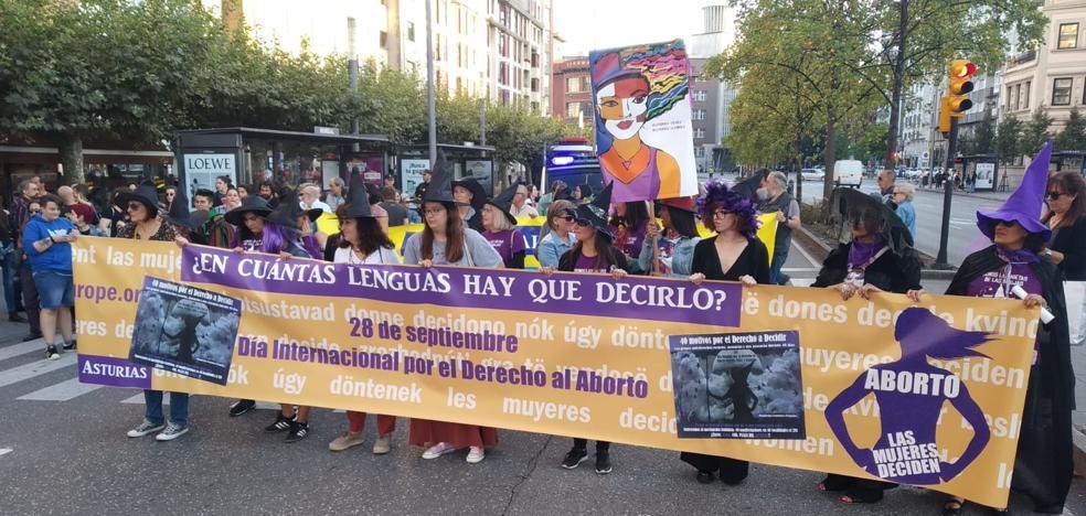 Gijón se rebela por el derecho al aborto