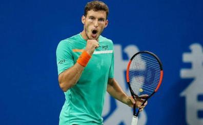 Carreño buscará su cuarto título ATP en Chengdu