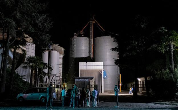 Mueren un obrero y el camionero que intentó rescatarle de una fosa séptica en Valladolid