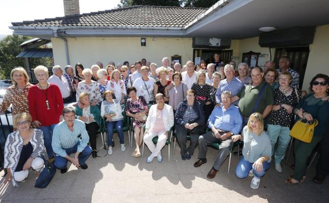 Leorio celebra 40 años de implicación vecinal